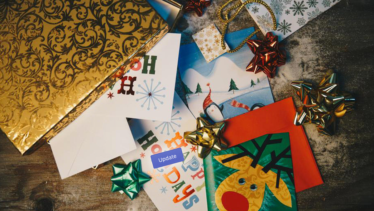 Optimizing your Shopify theme for the holidays for order deadlines, gift wrap and messages