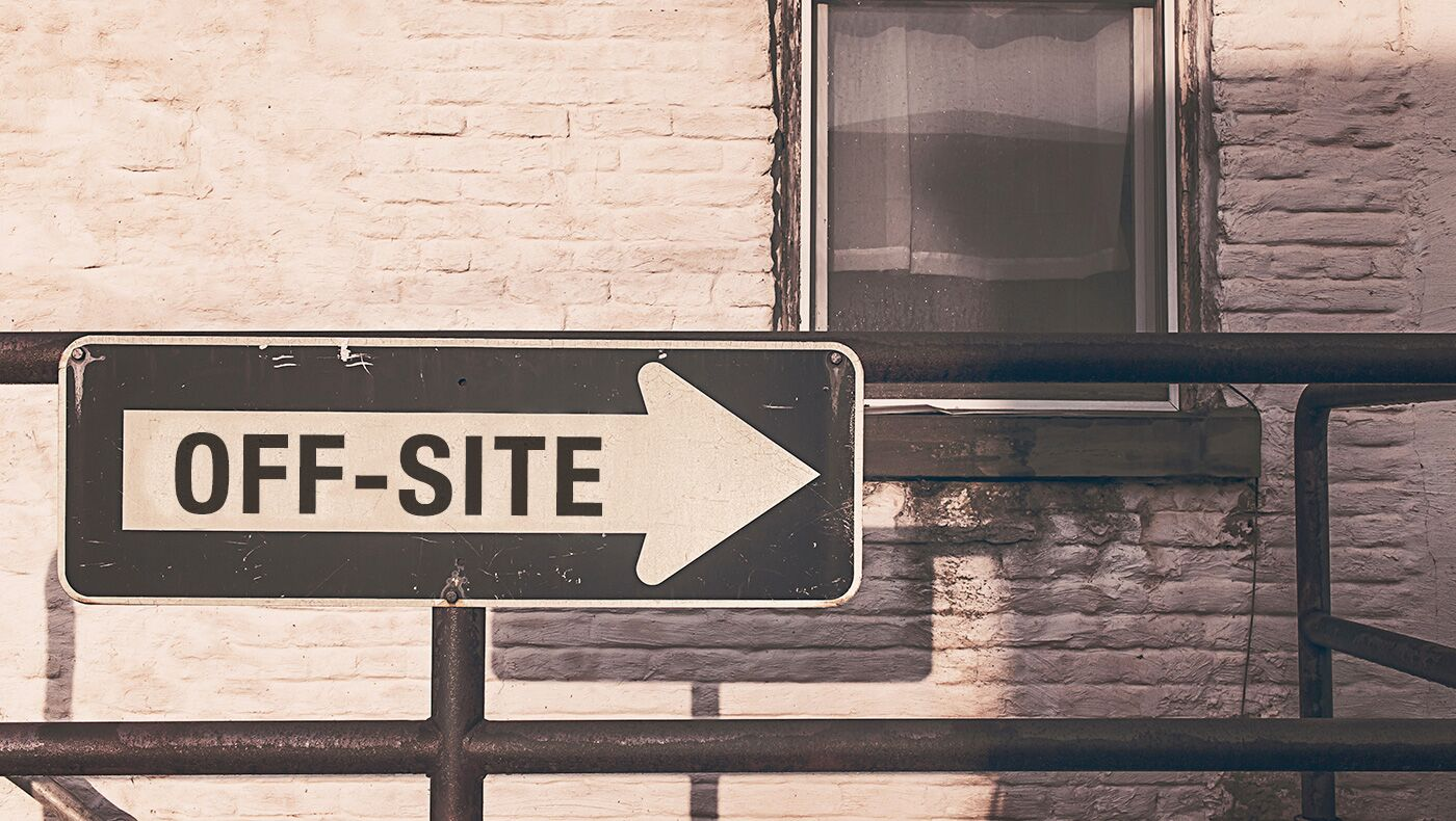 When sending your visitors off your site can actually be a good thing
