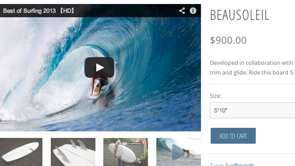 Increase sales with product videos in your Shopify theme