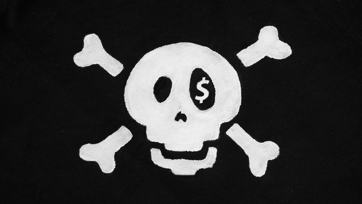 Shopify theme piracy