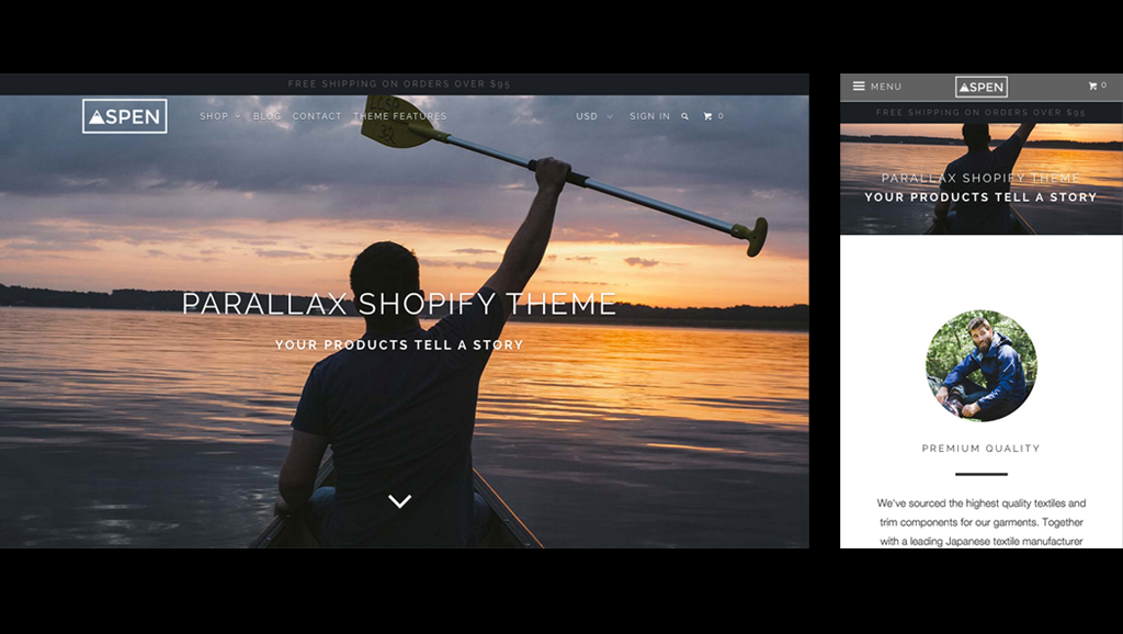 What is responsive design and why is it important for your Shopify theme?