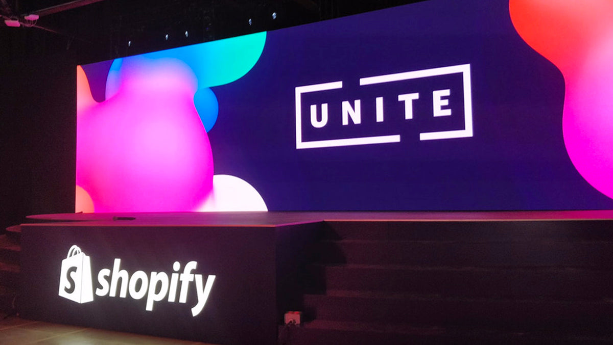 Shopify Unite 2018: Key takeaways for Shopify theme users