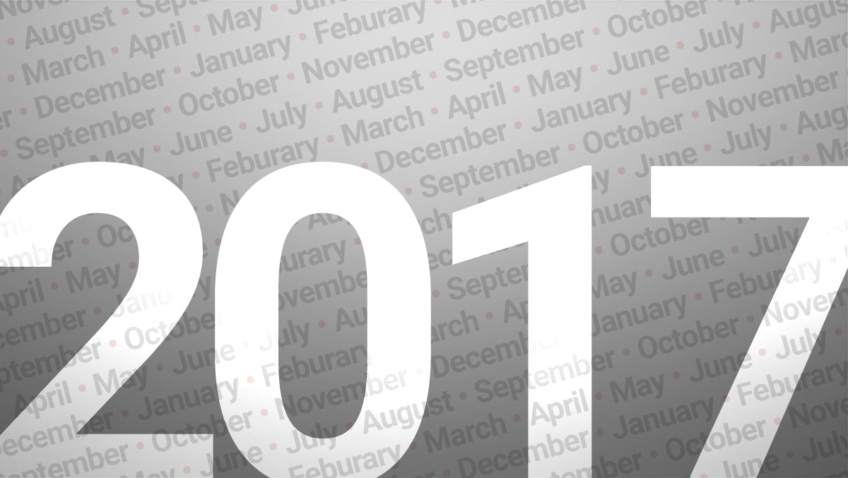 2017 in review: A look back at the year that was at Out of the Sandbox