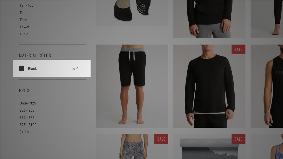 9 tips for using the multi tag filter sidebar Shopify theme
