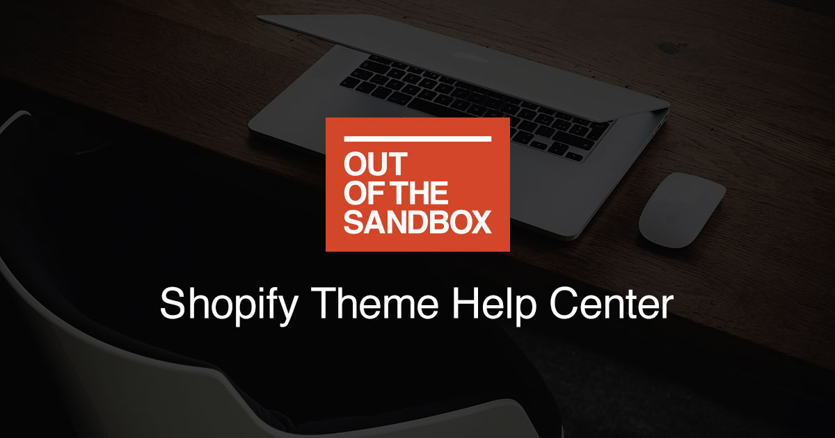 Featured Shops using Parallax – Out of the Sandbox