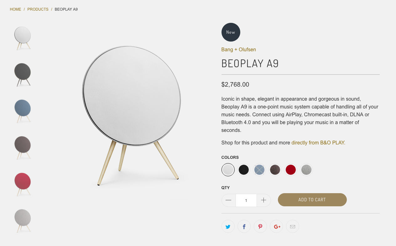 Anatomy of a Shopify theme product page: Getting started