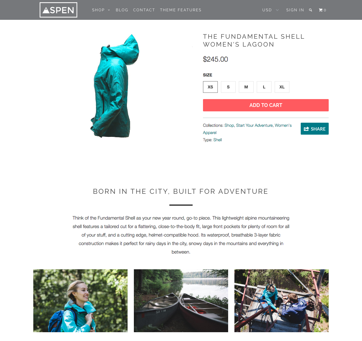 Easy ways to break out of the mold with your Shopify theme