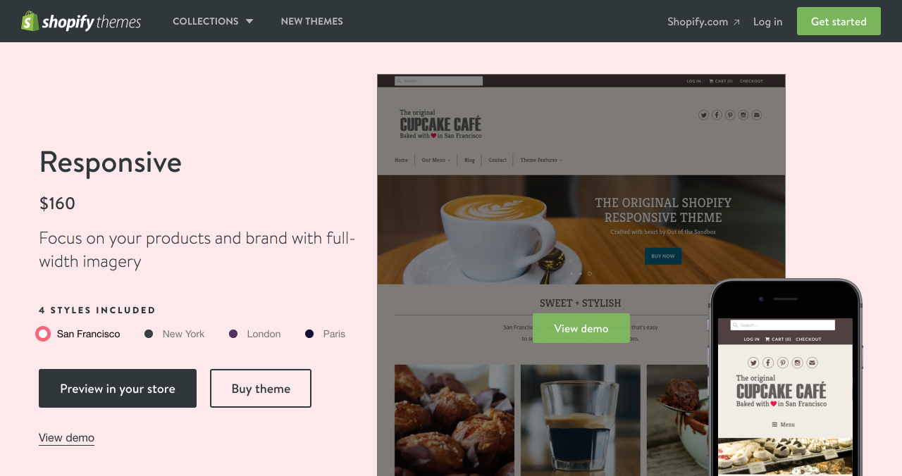Shopify theme shopping advice to ensure you get the design
