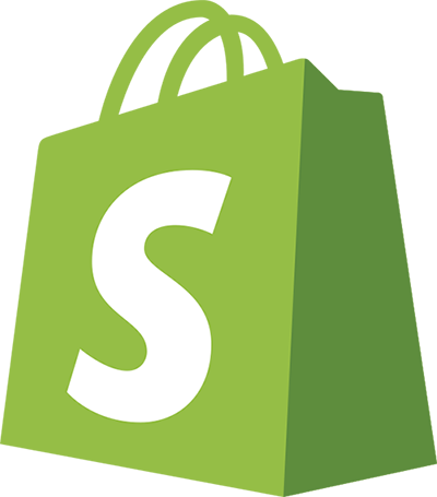 Image result for Images for Shopify logo