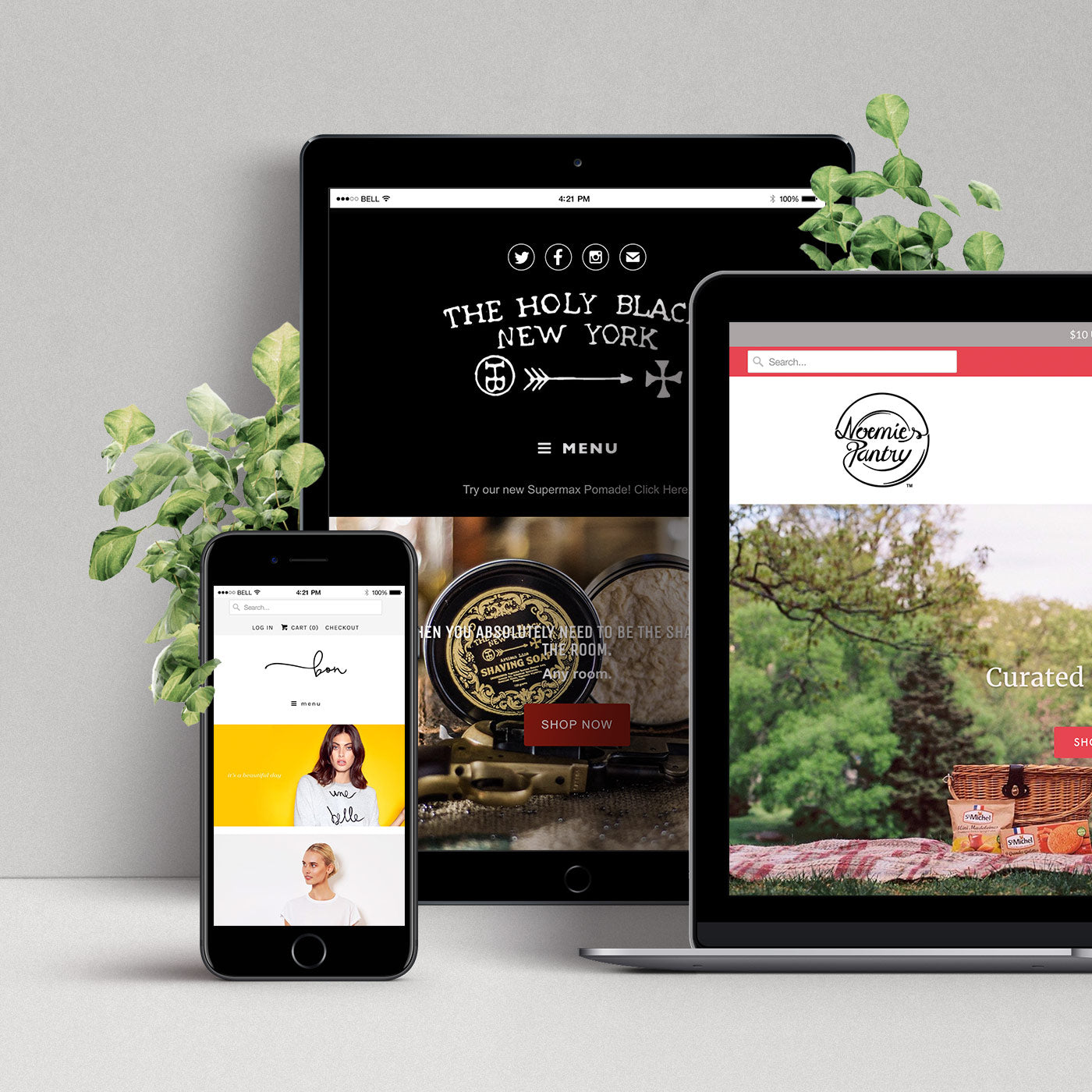 Responsive Theme New York Out Of The Sandbox