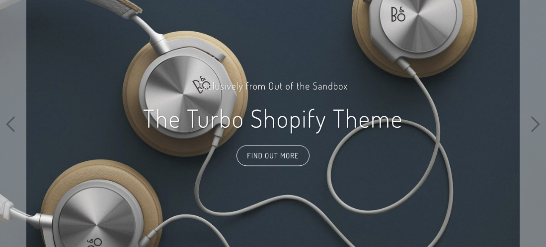 12 ways to use the slideshow section in your Shopify theme - Out of