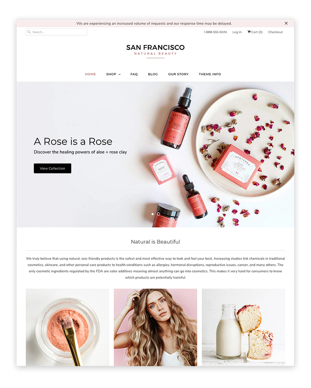 Responsive Theme / San Francisco