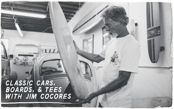 Classic Cars, Boards, and Tees with Jim Cocores!