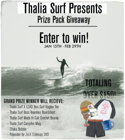 Thalia Prize Pack Giveaway