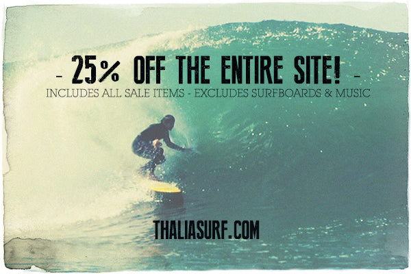 Cyber Monday @ Thalia Surf!