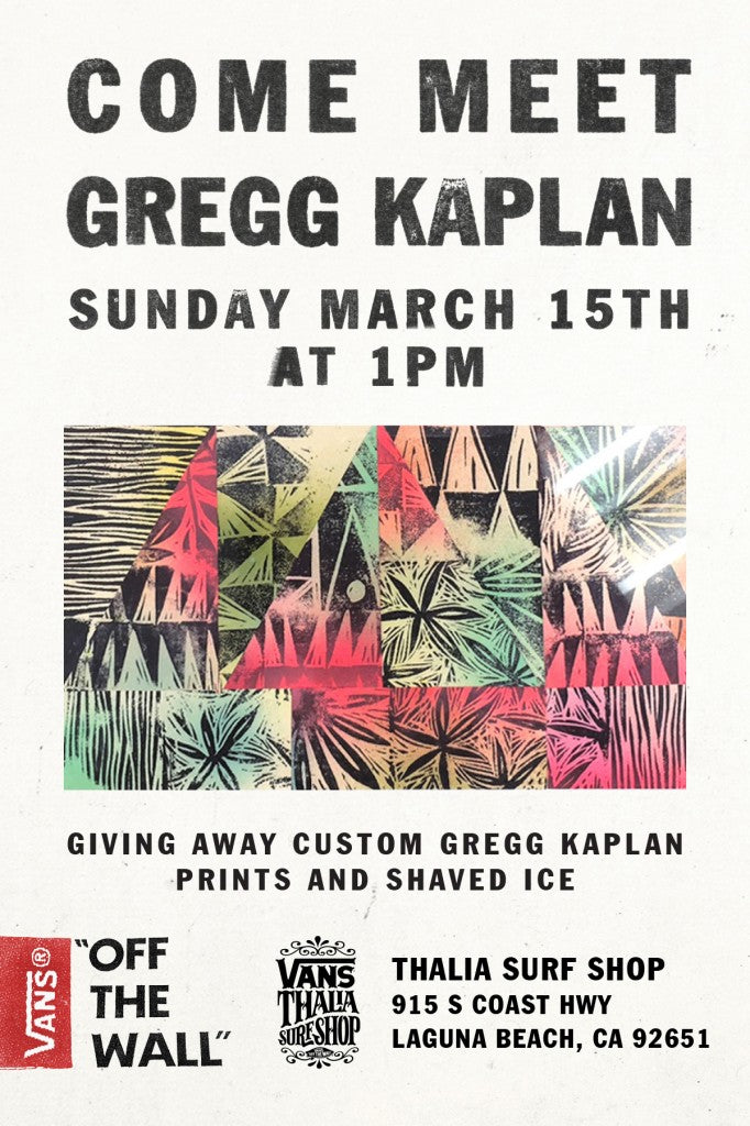 gregg kaplan party