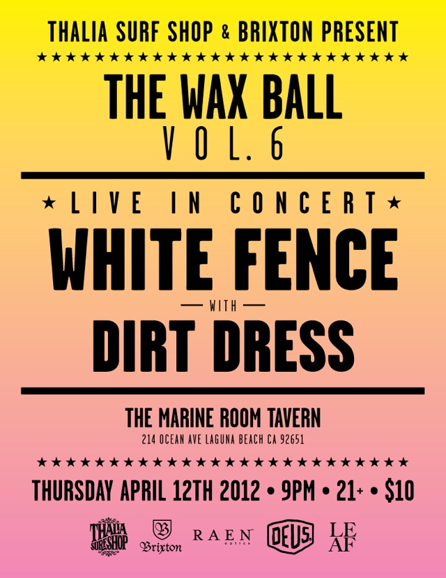 The Wax Ball Vol.6 Poster