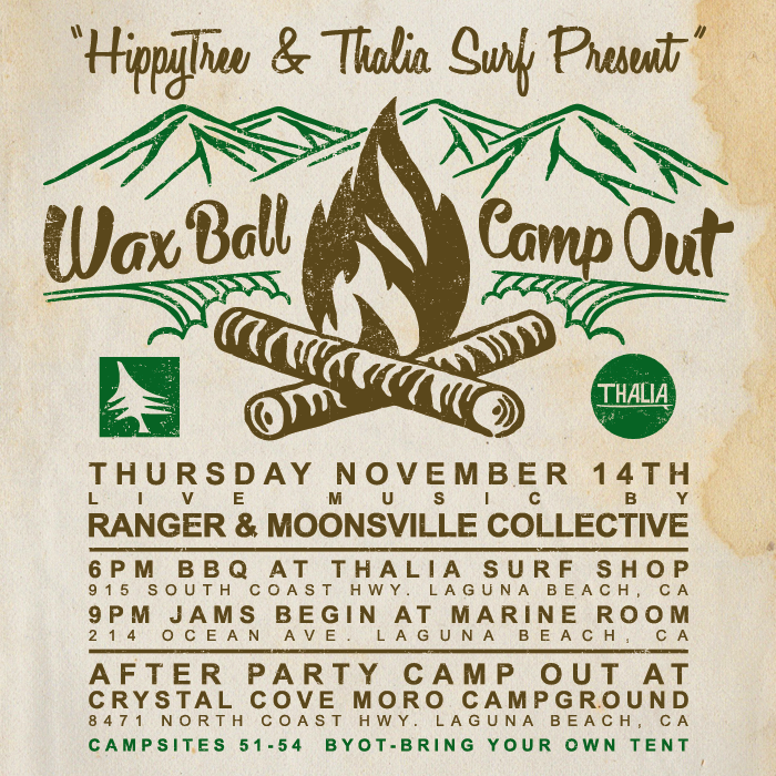 Hippy Tree Wax Ball November 2013