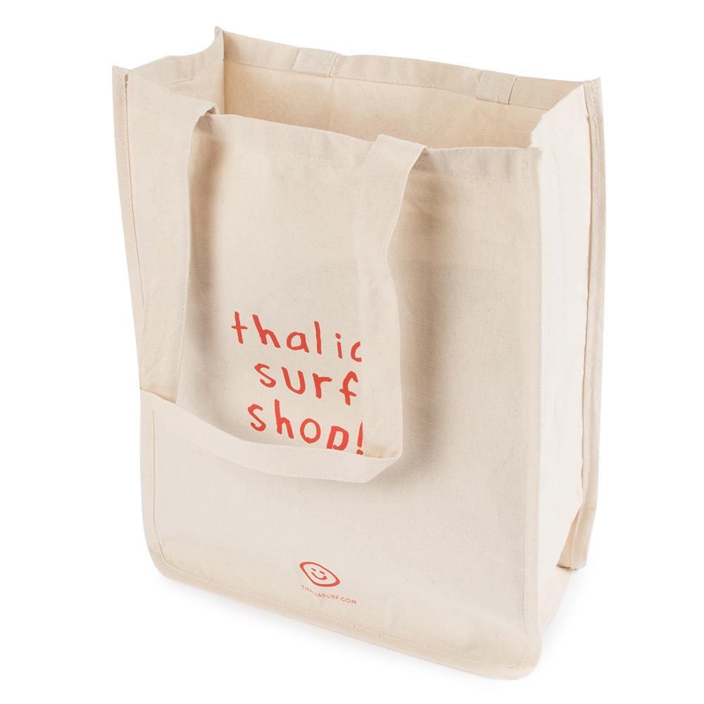 Thalia Surf Smiley Tote Bag