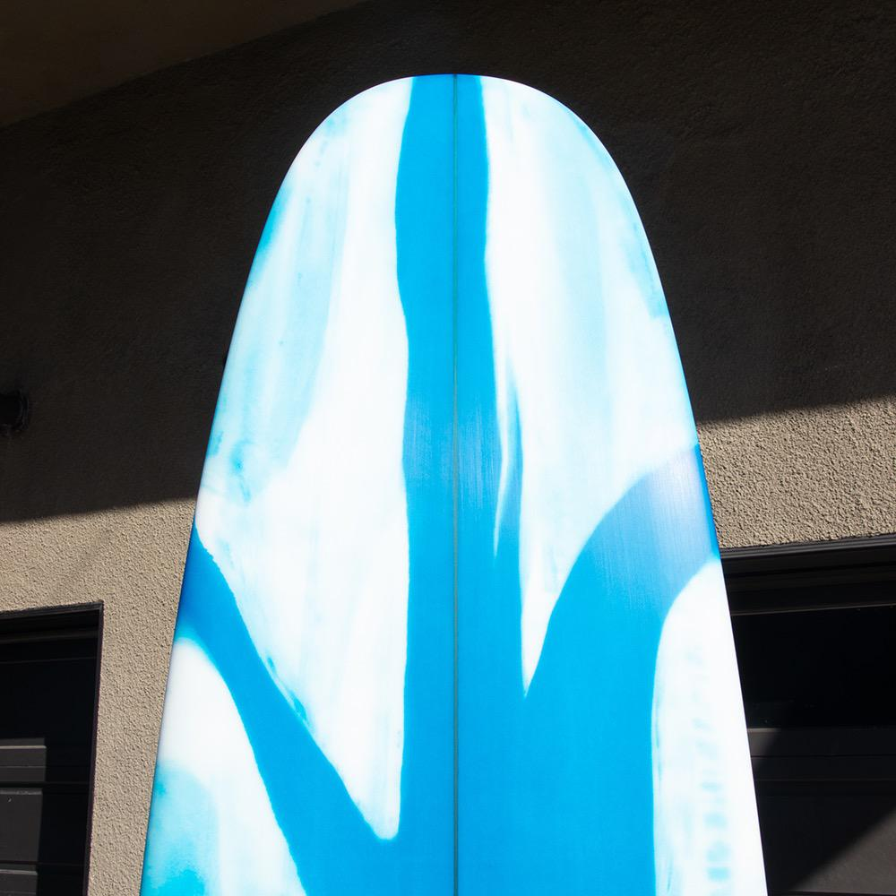 "Tyler Warren 8'1"" Evo Surfboard"