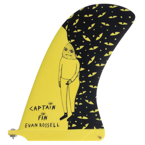 "Captain Fin Alex Knost Sunshine Grey 10"" Surfboard Fin"