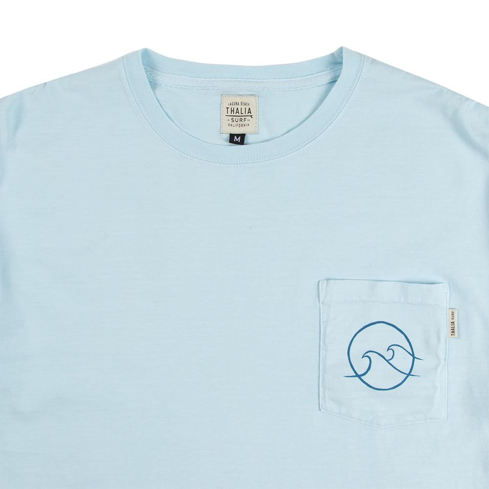 Thalia Surf Circle Swell Mens Tee
