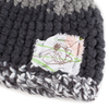 Thalia Surf Drop Fish Crochet Beanie