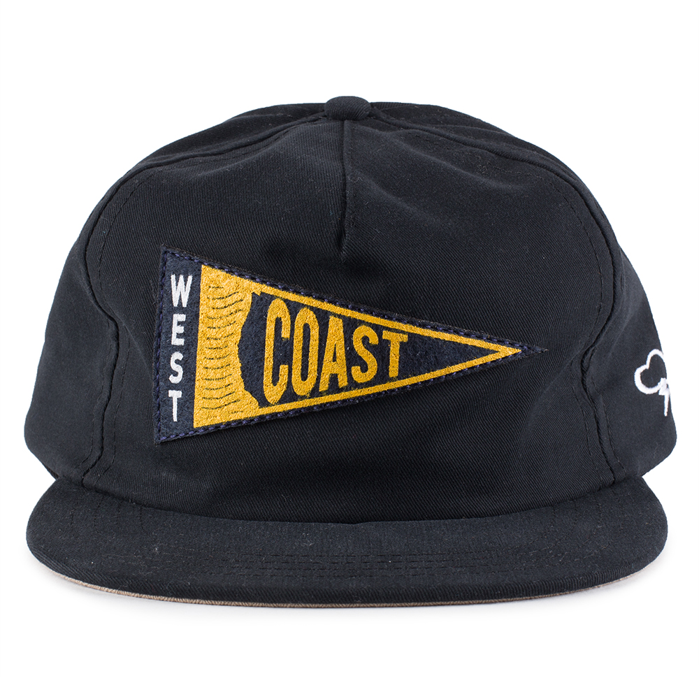 The Ampal Creative West Coast Hat