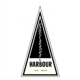 Harbour Surfboards Triangle Classic Sticker