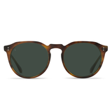 Raen Remmy 49 Split Finish Rootbeer Sunglasses