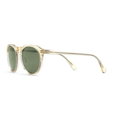 Raen Remmy 52 Polarized Champagne Crystal Sunglasses