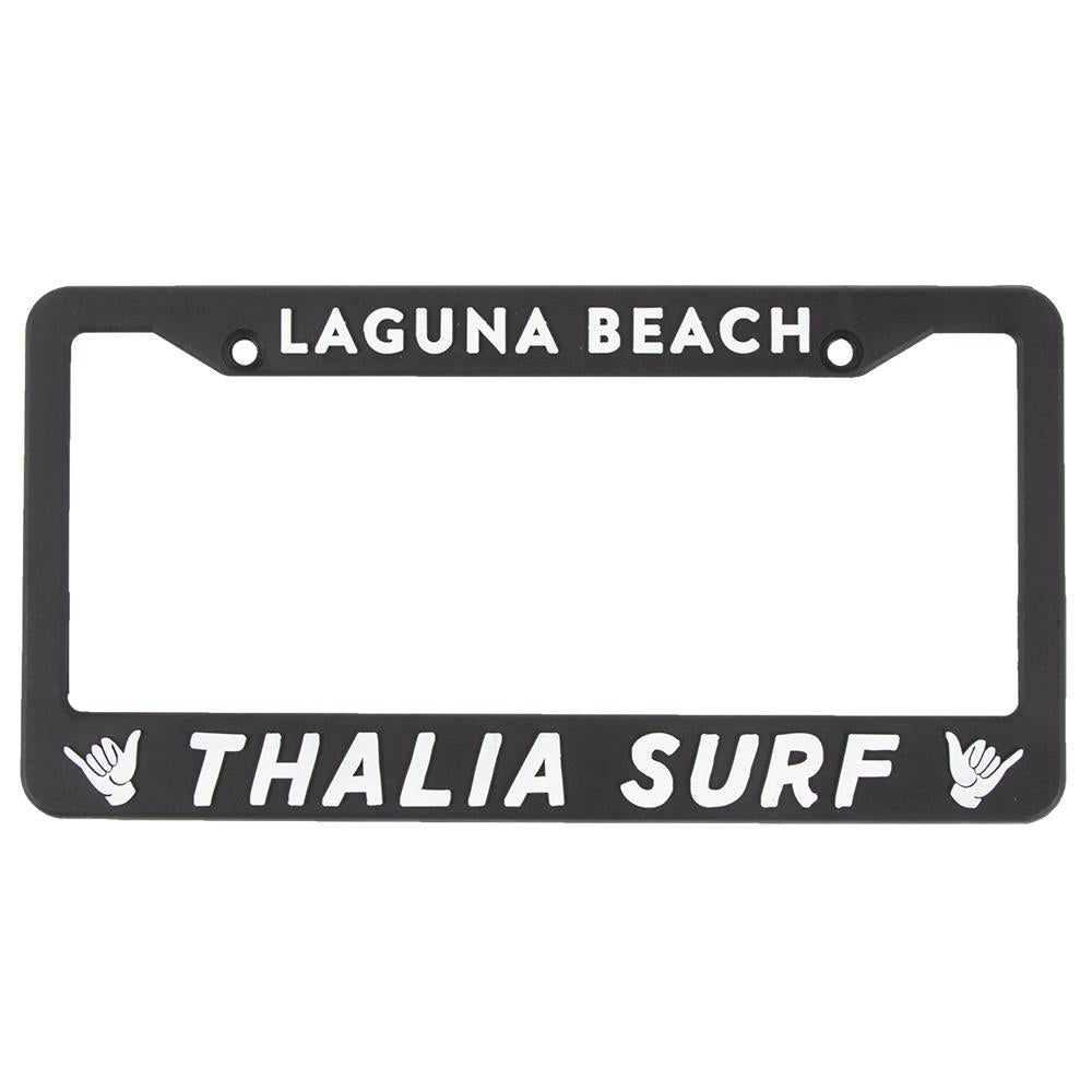 Thalia Surf License Plate