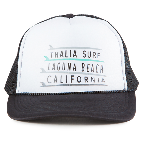 Thalia Surf Black Steel Dock Beanie