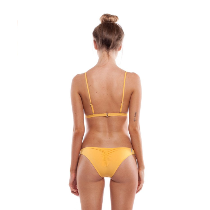 Rhythm My Cheeky Bikini Bottom Womens Swimwear