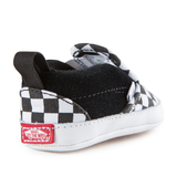 Vans Slip-On V Crib Shoes