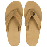 Rainbow Sandals Single Layer Mens Sandals