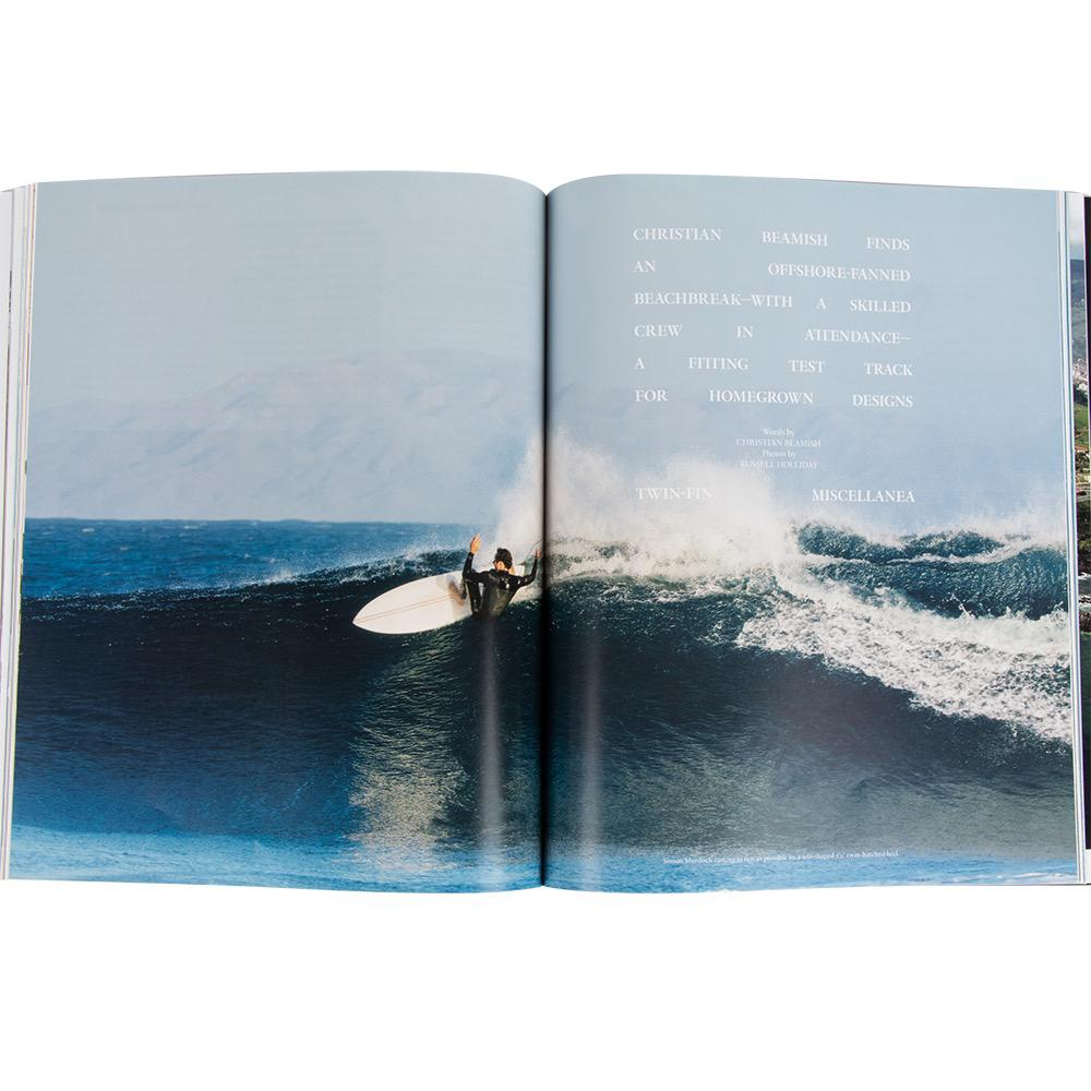 The Surfer's Journal Issue 29.2 Magazine