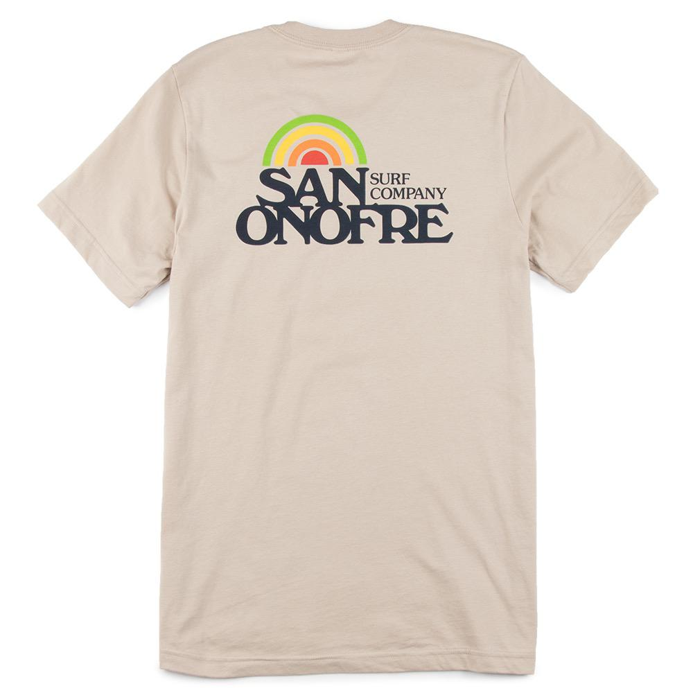 San Onofre Surf Co Misto Dos Mens Tee