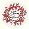 Dick Brewer Surfboards Sticker