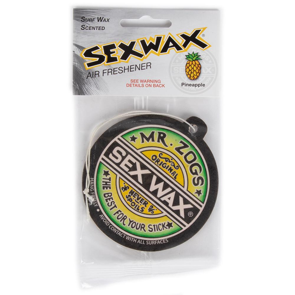 Sex Wax Pineapple Air Freshener