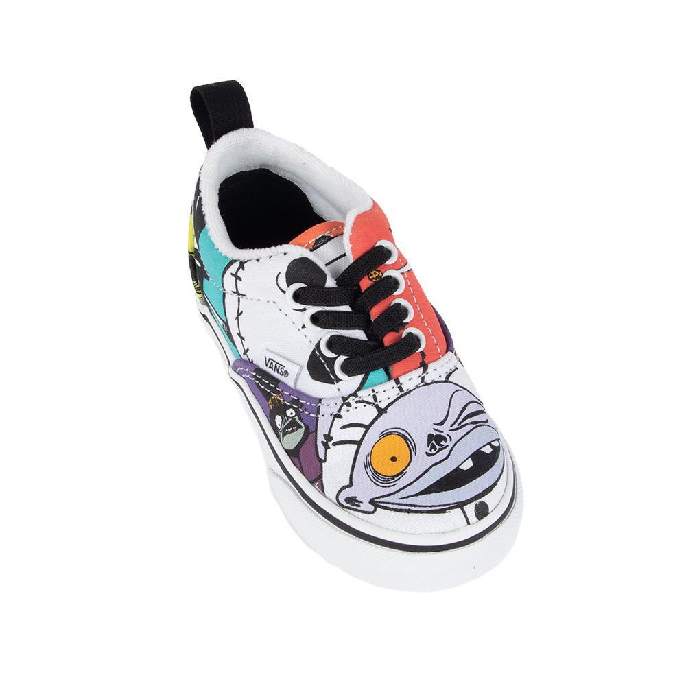 Vans Era Elastic Lace Toddler Shoes