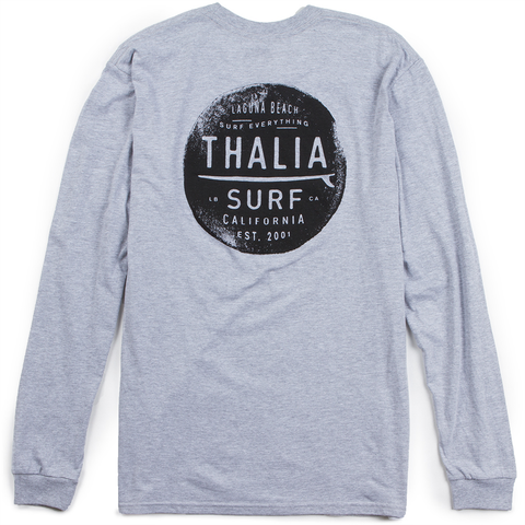 Thursday Man x Thalia Surf Log Dragger Mens Tee