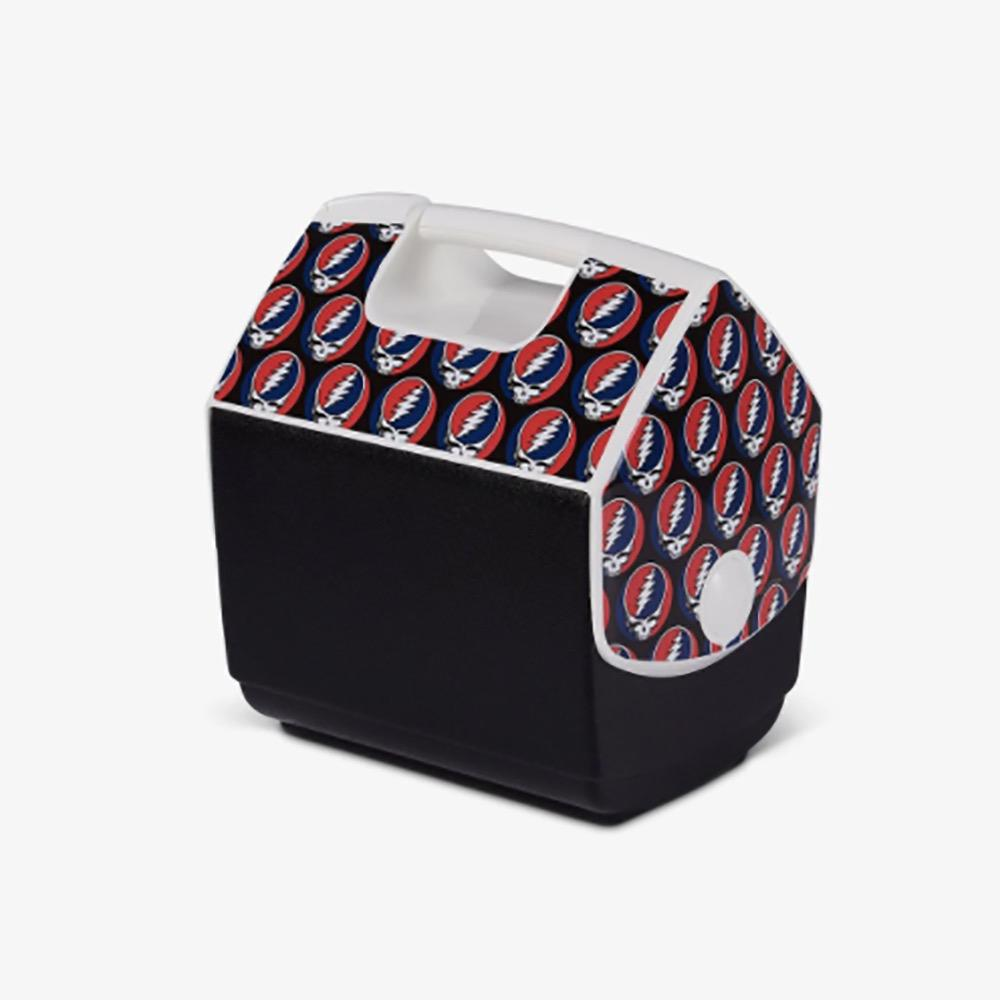 Igloo x Grateful Dead Steal Your Face Playmate Cooler