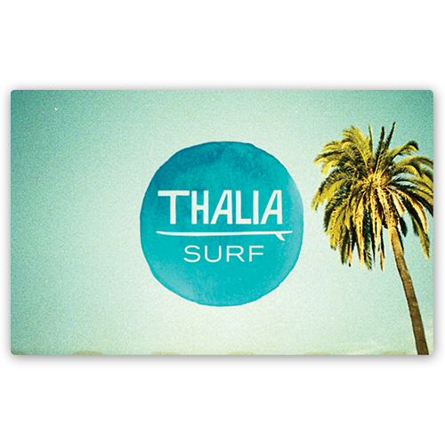 Thalia Surf Shop Gift Card $25.00