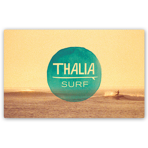 Thalia Surf Shop Gift Card $50.00