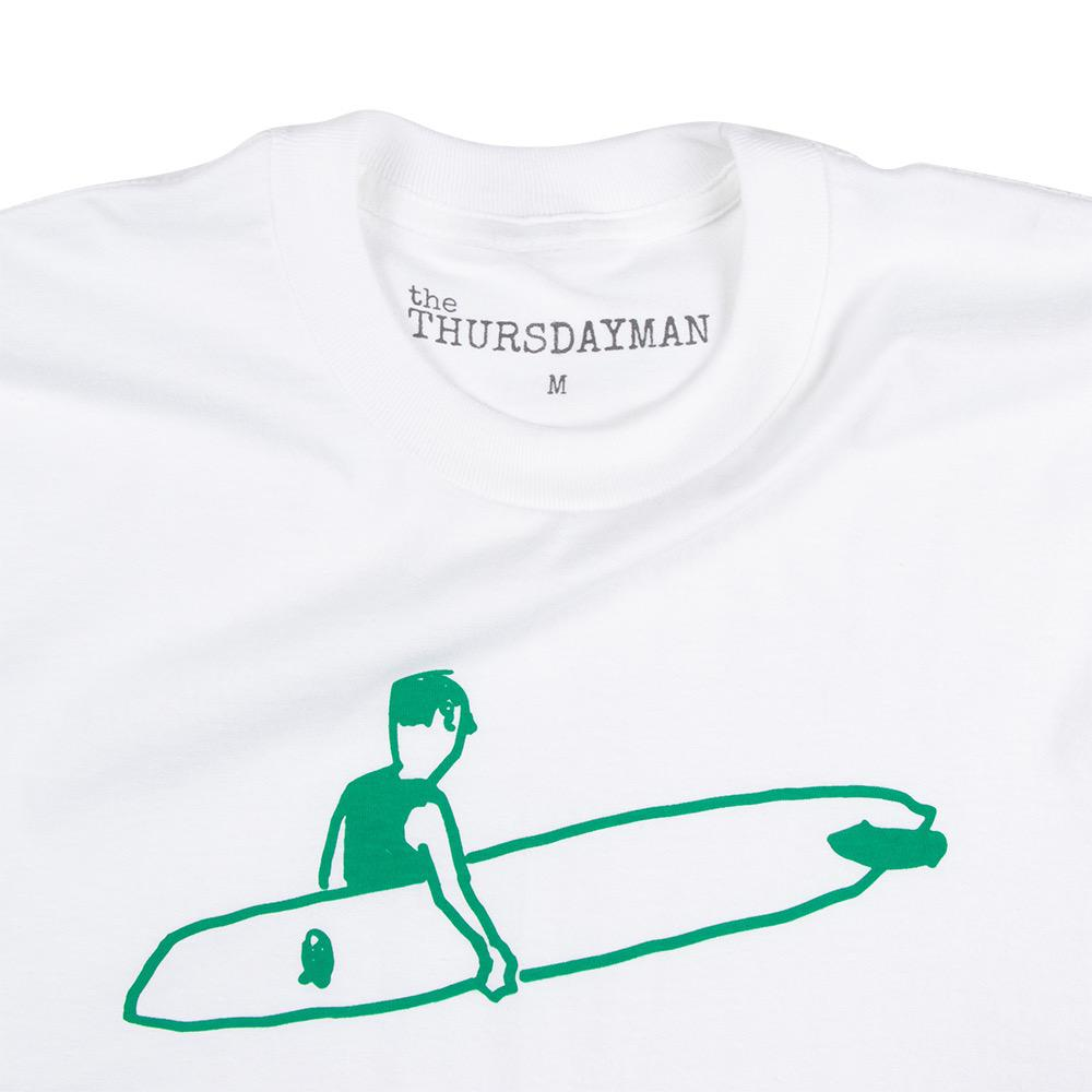 The ThursdayMan by Russ Pope Log Dragger Mens Tee