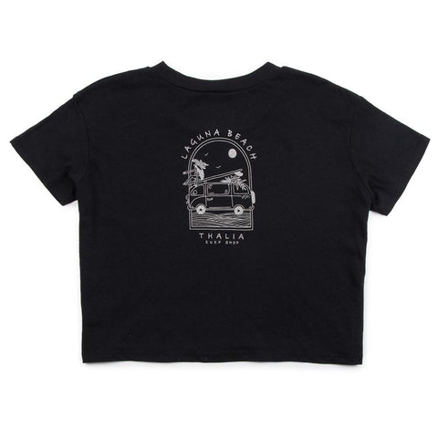 Thalia Surf Location Mens Tee