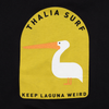 Thalia Surf Keep Laguna Weird Kids Tee