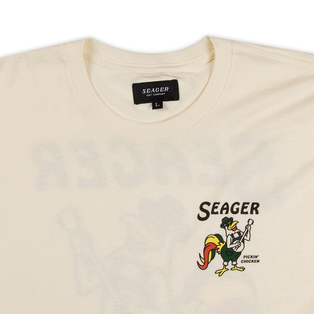 Seager Pickin Chicken Mens Tee