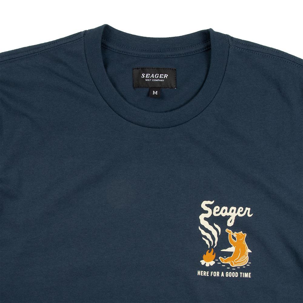 Seager Smokey Mens Tee